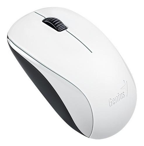 Mouse Inalámbrico Genius  Nx-7000 Elegant White