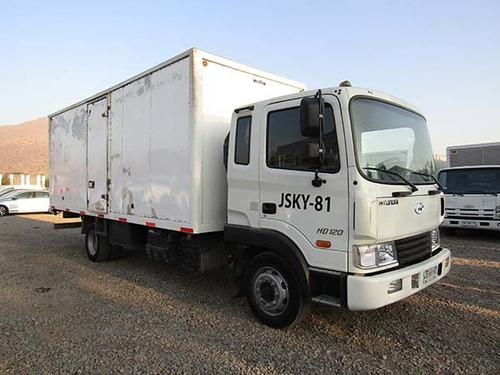 Hyundai Hd120 Extra 5.9 4x2 Ds 2017 Jsky81
