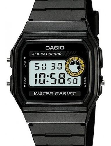 Relógio Casio Masculino Vintage Digital  Preto Quadrado