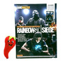 Revista Superpôster Rainbow Six Siege (loja Do Zé)