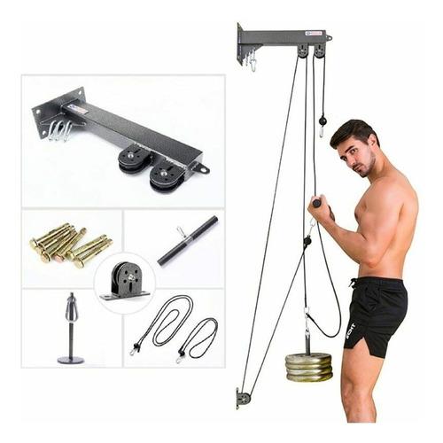 Multi Gym Todos Los Ejercicios En Un Simple Aparato