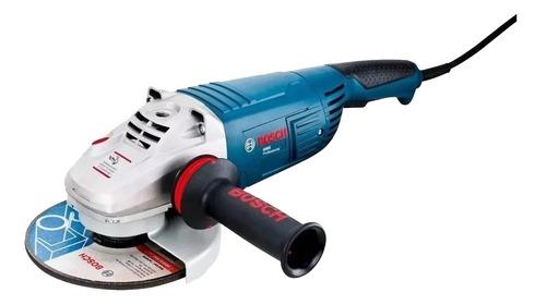 Amoladora Angular Bosch Professional Gws 24-180 Azul 220v