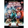 Livro My Hero Academia 20 Boku No Hero Acade