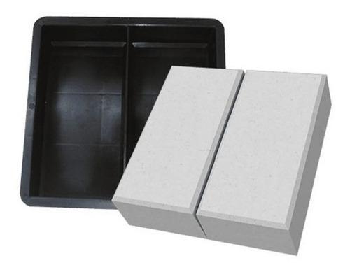 Forma Para Fabricação De Tijolinhos 20x10x06 Peyver