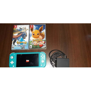 Nintendo Switch Lite+ 2 Juegos + Memoria 128