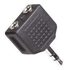 Plug Duplicador P2 Fone De Audio Em Y Estéreo Original