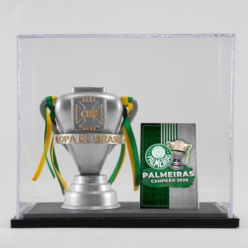 Troféu Palmeiras Campeão Copa Do Brasil 2020