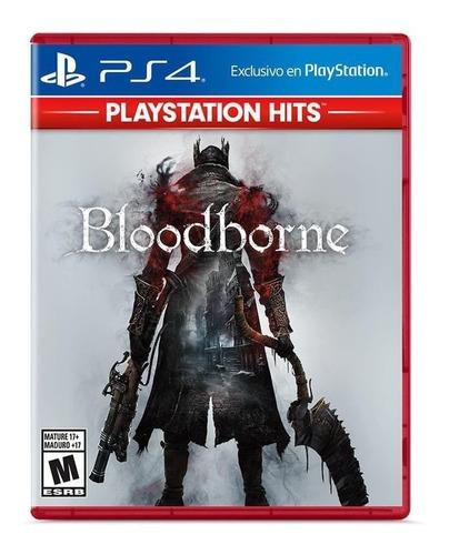 Bloodborne  Playstation Hits Sony Ps4  Físico