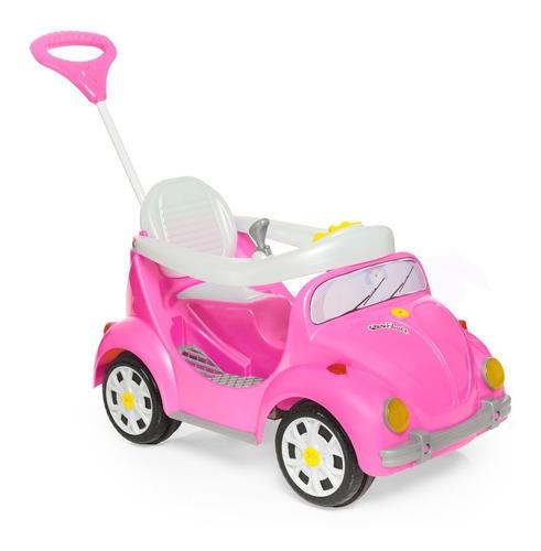 Carrinho De Passeio Pedal Infantil 1300 Fouks Calesita Fusca