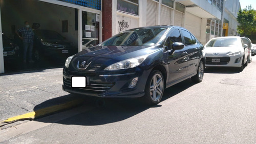 Peugeot 408 2014 Sport 1.6 163cv At 4 Puertas