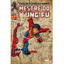 Coleção Histórica Marvel mestre Do Kung Fu edição 2 marvel
