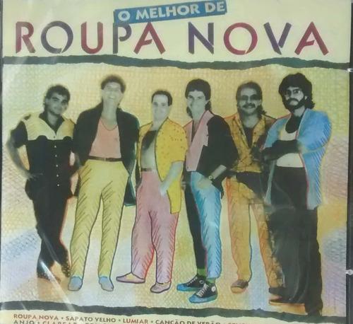 Cd Roupa Nova - O Melhor De Original