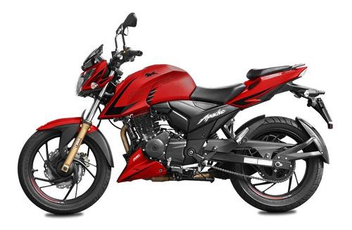 Dafra Apache 200 Vermelha 2022 0km