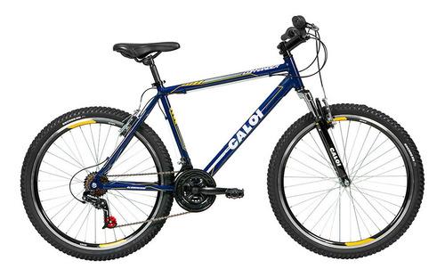 Bicicleta Lazer Caloi Commander Aro 26 - 21 Velocidades Azul