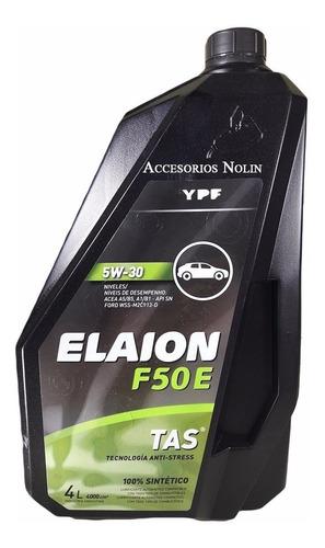 Aceite Elaion F50e 5w30 4lts Sintetico Con Envío