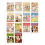 8 Revistas Trabalhos Em Crochê Banheiros Cozinhas Lote 3