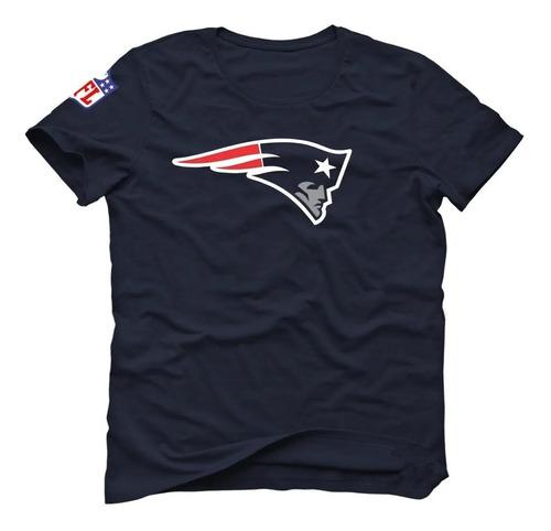Camisa Camiseta Nfl New England Patriots Promoção