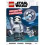 Livro Lego Star Wars: Aventuras Dos Stormtroopers