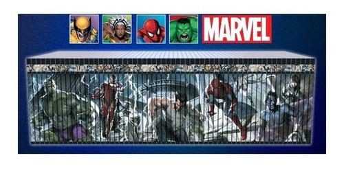 Graphic Novels Marvel - 100 Capas A Escolher- Editora Salvat