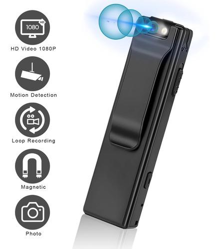 Mini Câmera De Detecção De Movimento Instantâneo Gravação Fi