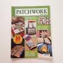 Revista Patchwork Porta treco Sacola Bolsa Colcha N°14 Cc460