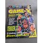 Revista Game x Número 5 Dicas Playstation Snes Saturn 3do