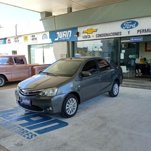 Toyota Etios 1.5 4p Xls 2014