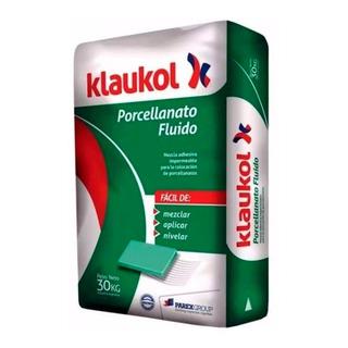 Klaukol Porcelanato Pega Impermeable Fluido X 30 Kg