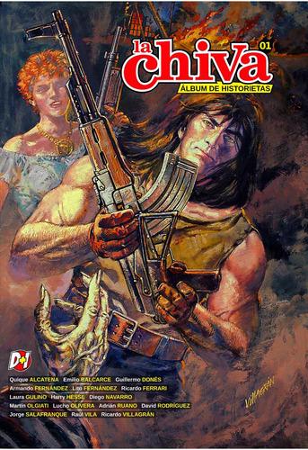 La Chiva #01 - Álbum De Historietas