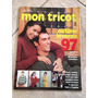 Revista Mon Tricot 1 Pulôver Coletes Cardigãs Túnicas E338