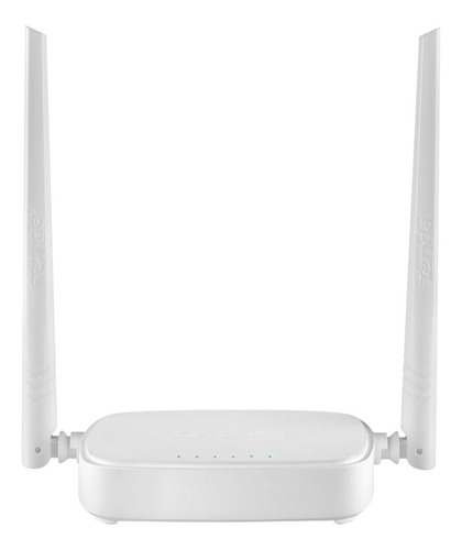 Router, Access Point, Repetidor, Wds Bridge, Wisp Tenda N301  Blanco