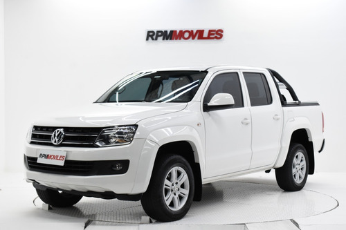 Volkswagen Amarok 2.0 Trendline 4x2 Manual 2016 Rpm Moviles