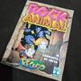 Revistinha Rock Animal O Labirinto De Creta Revista Recreio