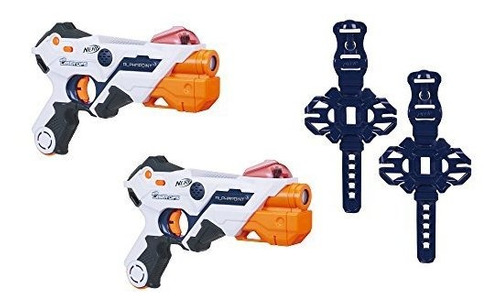 Alphapoint Nerf Laser Ops Pro Blasters-includes 2 Blasters