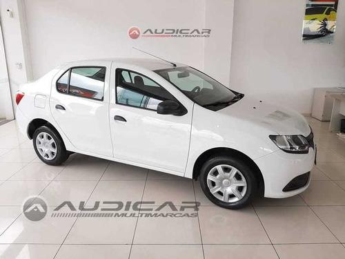 Renault Logan Authentique Hi-flex 1.0 4p