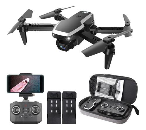 Mini Drone Csj S171 Pro Rc Com Câmera 4k Dupla