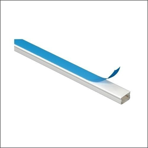 Ducto / Electrocanal Autoadhesivo Pvc 20x10mm X 2 M.alto