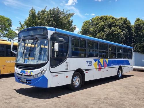 Ônibus Urbano M.b Of 1722 - Caio - Ano 2009