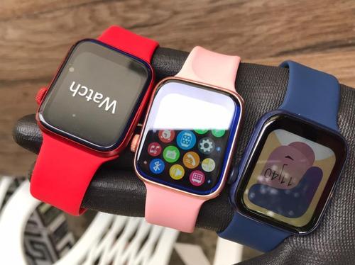 Smartwatch Hw22 Original Mas Completo Da Categoria