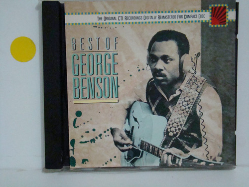 Cd - George Benson - Best Of Original