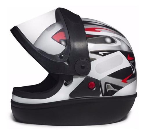 Capacete Moto San Marino Todas Cores