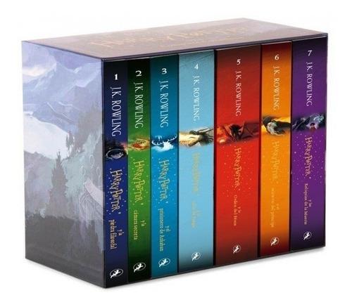 Colección Harry Potter Del 1 Al 7 ( J. K. Rowling)