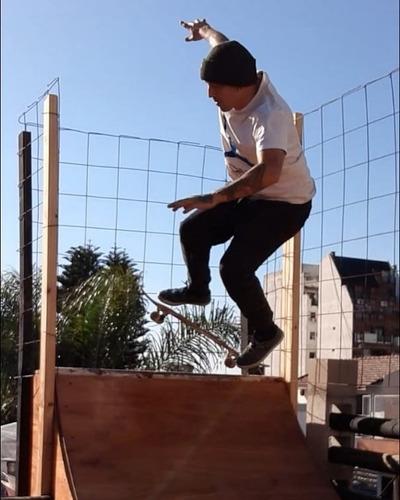 Mini Rampa Skate