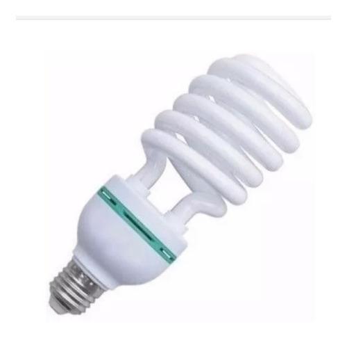Lâmpada Fluorescente 150w 5500k Estudio Fotográfico Branca