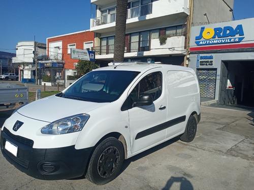 Peugeot Partner B9 1.6 Full, Unico Dueño, Excelente Estado.