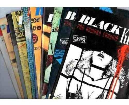 Black Kiss - Howard Chaykin - Ed Norma - Completo