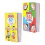 Kit 2 Livros Turma Da Mônica 501 Colorir E 551 Atividades