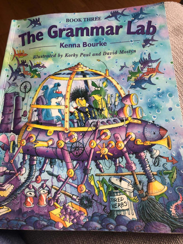 The Grammar Lab Book Three