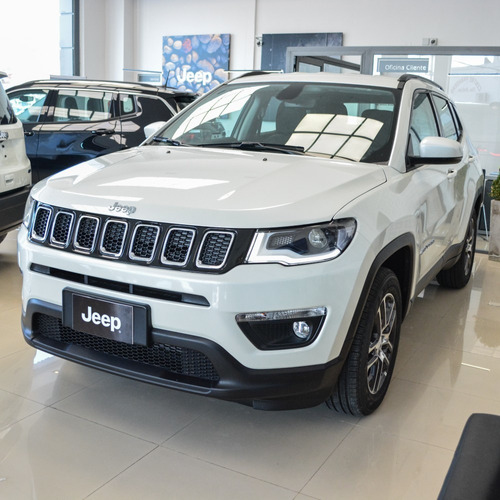 Jeep Compass Sport At6 Financiada - Entrega Pactada