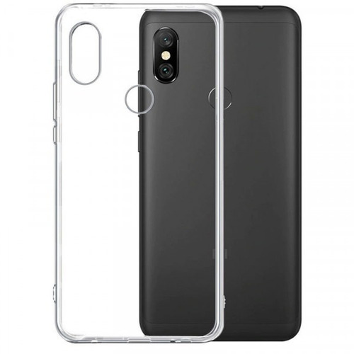 Estuche Silicona  Xiaomi Redmi Note 6